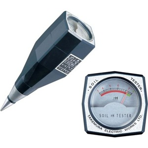 Soil PH and Moisture Meter DM-152